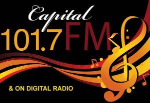 Capital 101.7fm logo